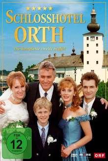 Schlosshotel Orth Staffel 2, 3 DVDs