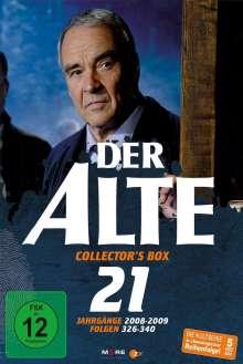 Der Alte Collectors Box 21, 5 DVDs
