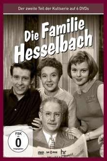 Die Hesselbachs: Die Familie Hesselbach (Teil 2 der Kultserie), 6 DVDs