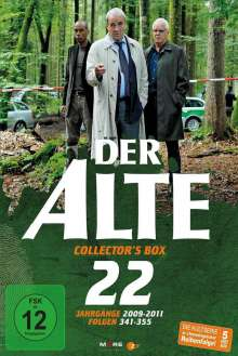 Der Alte Collectors Box 22, 5 DVDs