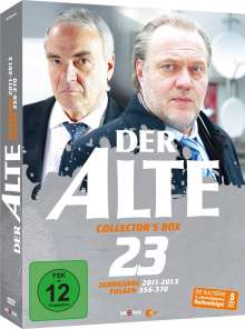 Der Alte Collectors Box 23, 5 DVDs