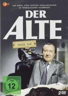 Der Alte (Folge 5-8), 2 DVDs