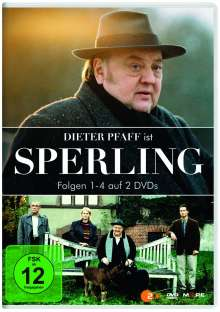Sperling Folgen 1-4, 2 DVDs