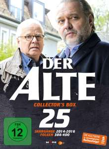 Der Alte Collectors Box 25, 5 DVDs