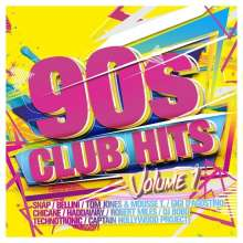 90s Club Hits Vol.1, 2 CDs