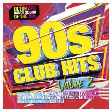 90s Club Hits Vol.2, 2 CDs