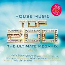 House Top 200 Vol.15, 4 CDs