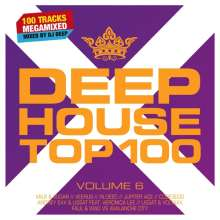 Deephouse Top 100 Vol.6, 2 CDs