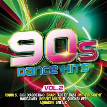 90s Dance Hits Vol.2, 2 CDs