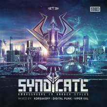 Syndicate 2018 Ambassadors In Harder Styles, 3 CDs