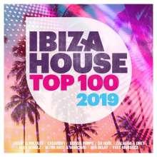 Ibiza House Top 100 2019, 2 CDs