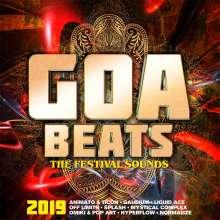 Goa Beats 2019: The Festival Sounds, 2 CDs