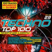 Techno Top 100 Vol.29-The Best Of Hard-And Jumpst, 2 CDs