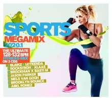 Sports Megamix 2020.1 - Your Workout Favourites, 3 CDs