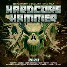 Hardcore Hammer 2020 Best Techno Sounds Of The, 2 CDs