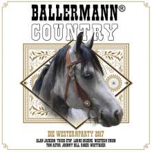 Ballermann Country Die Westernparty 2017, CD