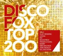 Discofox Top 200 Vol.1, 3 CDs