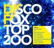 Discofox Top 200 Vol.2, 3 CDs