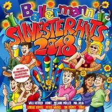 Ballermann Silvesterhits 2018, 2 CDs