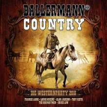 Ballermann Country: Die Westernparty 2018, CD