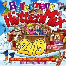 Ballermann Hütten Mix 2019, 2 CDs