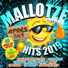 Mallotze Hits: Apres Ski 2019, 2 CDs