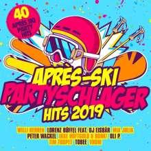 Apres Ski Partyschlager Hits 2019, 2 CDs