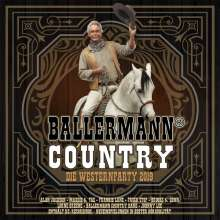 Ballermann Country: Die Westernparty 2019, CD
