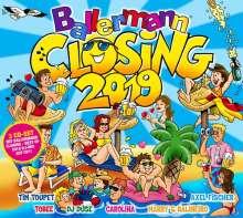 Ballermann Closing 2019, 3 CDs