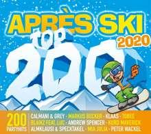 Apres Ski Top 200 2020, 3 CDs