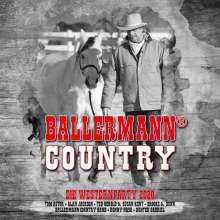 Ballermann Country: Die Westernparty 2020, CD