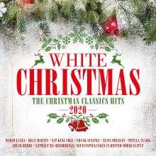 White Christmas: The Christmas Classics Hits 2020, 2 CDs
