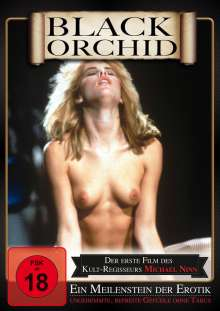 Black Orchid, DVD