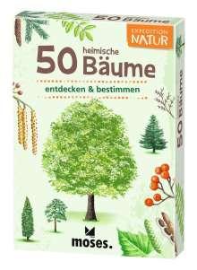 Expedition Natur. 50 heimische Bäume, Diverse