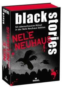 Nele Neuhaus: black stories Nele Neuhaus Edition, Diverse