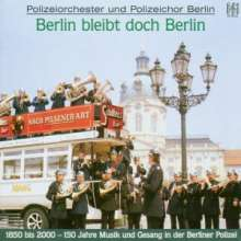 Berlin bleibt doch Berlin, CD