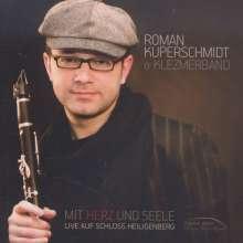 Roman Kuperschmidt & Klezmerband - Mit Herz und Seele, CD