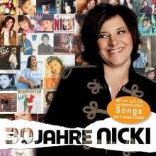 Nicki: 30 Jahre Nicki, 2 CDs