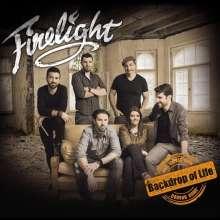 Firelight: Backdrop Of Life, CD