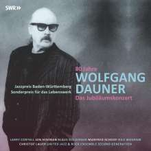 Wolfgang Dauner (1935-2020): 80 Jahre: Das Jubiläumskonzert, CD