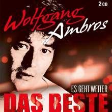 Wolfgang Ambros: Es geht weiter: Das Beste, 2 CDs
