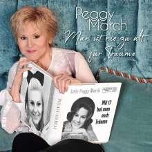 Peggy March: Man ist nie zu alt für Träume, CD
