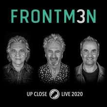 Frontm3n: Up Close: Live 2020, 2 CDs