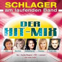 Schlager am laufenden Band: Der Hit-Mix, CD