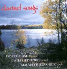 Dörte Blase - Clarinet Songs, CD