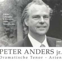 Peter Anders jr. singt Arien, CD