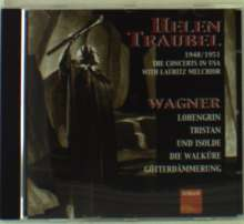 Helen Traubel singt Wagner-Arien, CD