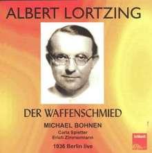 Albert Lortzing (1801-1851): Der Waffenschmied, 2 CDs