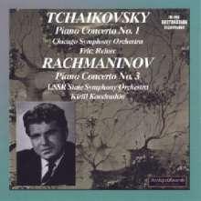 Peter Iljitsch Tschaikowsky (1840-1893): Klavierkonzert Nr.1, CD