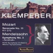 "Felix Mendelssohn Bartholdy (1809-1847): Symphonie Nr.3 ""Schottische"", CD"